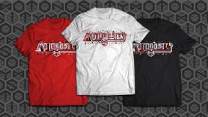3 retro shirts